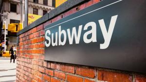 Subway Sign