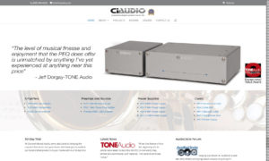 CI Audio website and management by Channel Islands Design (CID)
