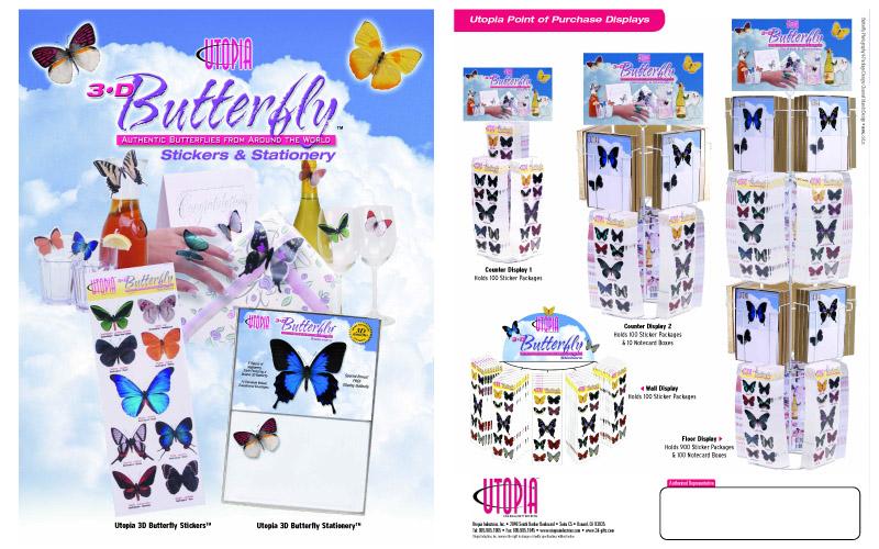 Utopia Ind logo, photography, packaging, brochures, website