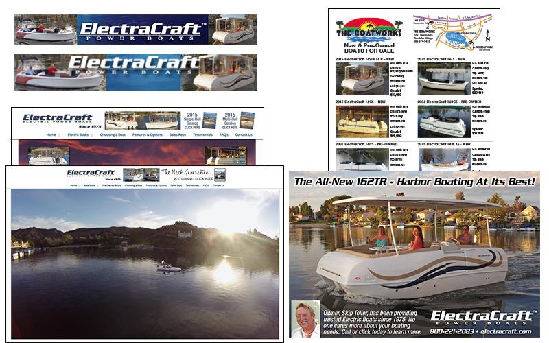 Electracraft website