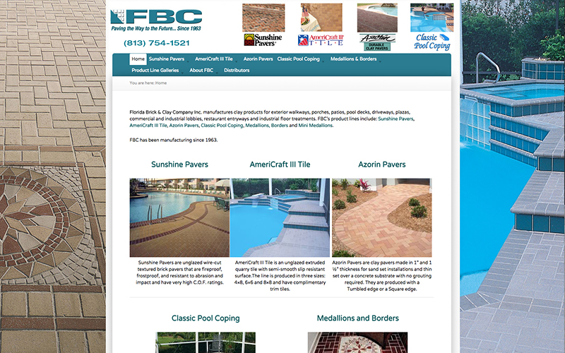 Florida Brick and Clay website