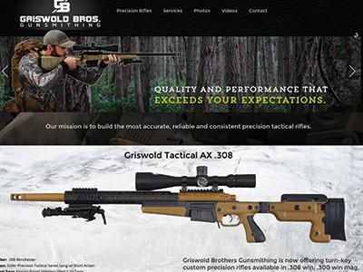 Griswold Bros Gunsmithing website_sm
