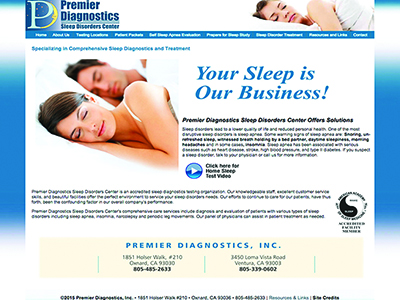 Premier Diagnostics website_sm