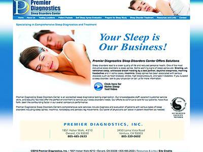 Premier Diagnostics website_sm