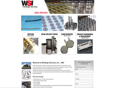 WSI  website and management