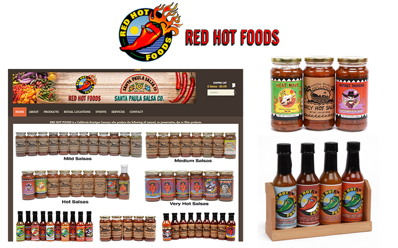 Red Hot Foods CS