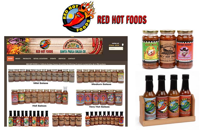 Red Hot Foods CS