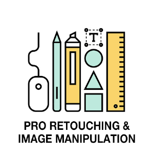 Retouching and Image manipulation at Channel Islands Design (CID)