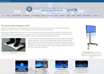 SVI  website and management