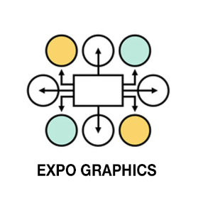 Expo graphics, trade show booth designs at Channel Islands Design