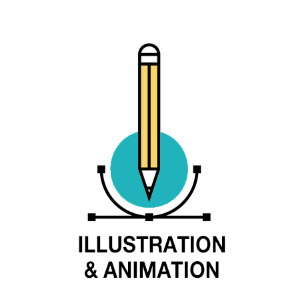 Illustration and Motion Graphics at Channel Islands Design