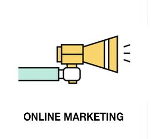 Online marketing and digital advertising design at Channel Islands Design