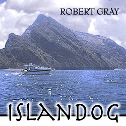 islandog by Robert Gray
