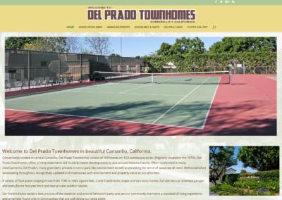 Del Prado Classic Guitar International website