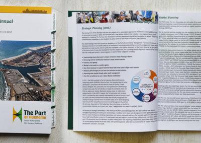 Port Hueneme's Annual Report